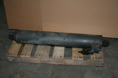Hydraulic Cylinder Line Actuating 34 Stroke Large 5.5 Rod Boom Lift Gbi