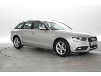 2012 (12 Reg) Audi A4 2.0 TDi 143 SE Technik Avant Cuvee Silver ESTATE DIESEL MA