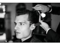 Models need for free mens haircut
