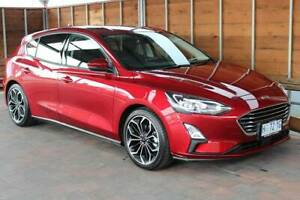 2018 Ford Focus TITANIUM 1.5lt Turbo 8 Speed Automatic Hatchback
