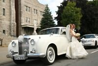 SPECIAL MARIAGE ROLLS ROYCE  1956-58-60 TOIT OUVRANT