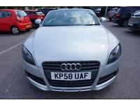 2008 Audi TT Roadster 2.0T FSI 2dr Manual Petrol Roadster