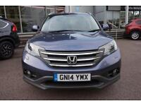 2014 Honda CR-V 2.2 i-DTEC SR 5dr Automatic Diesel Estate