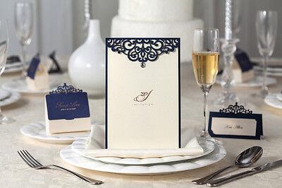 Wedding invitation cards with envelopes, seals, custom ...