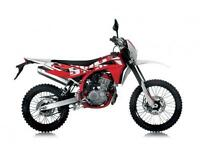 SWM RS 125 R ENDURO 125CC MOTORCYCLE, NEW, FINANCE AVAILABLE, TWO YEAR WARRANTY