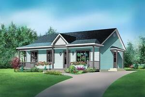NEWLY CONSTRUCTED HOUSE ON YOUR LOT $134,500 G I ADAMS CONST