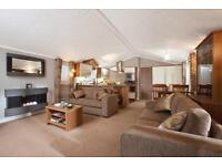 Own a quarter of a stunning lodge on a beautiful park in the Yorkshire Dales