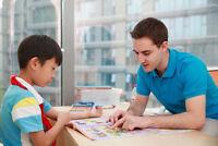 西人英语家教,中文流利,英中双语教学,一对一辅导 English Tutoring
