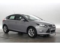 Ford Focus 1.0 SCTi EcoBoost Zetec 5dr£6,865 p/x welcome 1 YEAR FREE WARRANTY. NEW MOT