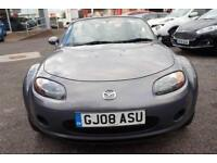 2008 Mazda MX-5 2.0i (Option Pack) 2dr Manual Petrol Convertible