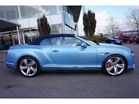 2016 Bentley Continental GTC 4.0 V8 S Mulliner Driving Spec Automatic Petrol Con
