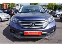 2013 Honda CR-V 2.0 i-VTEC SE-T 5dr Automatic Petrol Estate