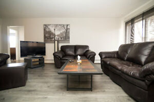 Furnished Executive Apartment - 2 bedroom