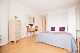 Studio South Kensington Short Lets £120 per night all bills and WIFI