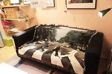 Beatles throw rugs tapestry wall hanging home decor sofa cover Homebush West Strathfield Area Preview