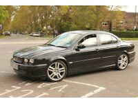 2005 Jaguar X Type - 2.0 Diesal Manual - BodyKit and Alloys Leather Swap Px