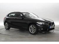 2016 (65 Reg) BMW 116D 1.5 Sport Black Sapphire 5 STANDARD DIESEL MANUAL