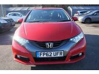 2012 Honda Civic 2.2 i-DTEC ES-T 5dr Manual Diesel Hatchback