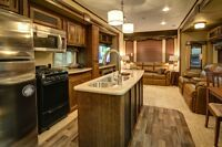 2015 Keystone Retreat MKTS - Luxury Model