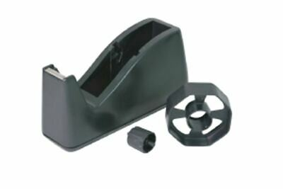 Weighted Desktop Stationary Tape Dispenser For All 1 3 Core Tapes 1each