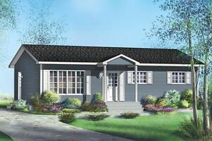 $111,500 NEWLY BUILT HOUSE BUILT ON YOUR LOT