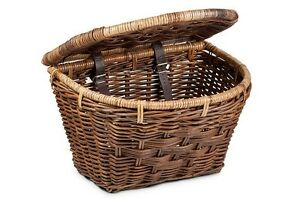 Wicker Bicycle Baskets For Sale