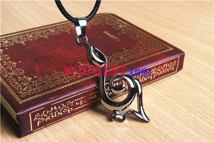 Naruto ANBU Symbol Inspired Pendant Necklace Perfect Gift