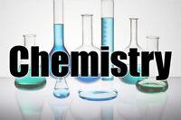Expert PhD Chemistry Instrcutor SFU Chemistry Chem 282, 281, 122