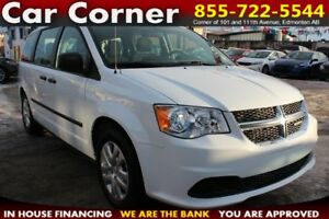 2016 Dodge Grand Caravan CVP LIKE NEW CVP