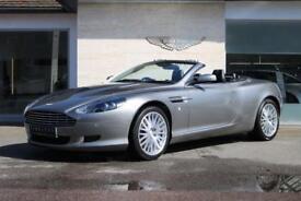 2009 Aston Martin DB9 V12 2dr Volante Touchtronic (4 Automatic Petrol Convertibl