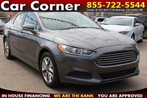 2014 Ford Fusion SE - LOW KM/FACTORY WARRANTY FOR PEACE OF MIND!