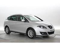 2012 (62 Reg) Seat Altea XL 2.0 TDi 140 SE DSG Silver MPV DIESEL AUTOMATIC