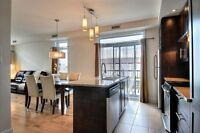 CONDO MEUBLE & EQUIPE LUXUEUX NEUF 2-3CAC/FURNISHED LUXURY 2-3BD Laval / North Shore Greater Montréal Preview