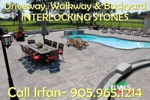 Black Interlocking Stones Black Interlock Stone Black Stone Pave