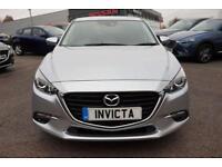 2017 Mazda 3 2.0 SE-L Nav 5dr Automatic Petrol Hatchback