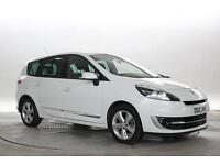 2012 (12 Reg) Renault Grand Scenic 1.5 dCi Energy Dynamique Tom Tom White MPV DI