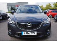 2014 Mazda CX-5 2.2d Sport Nav 5dr Manual Diesel Estate