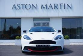 2018 Aston Martin Vanquish S V12 (595) S 2+0 2dr Touchtroni Automatic Petrol Cou