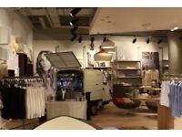 piaggio ape coffee van catering van Business for sale 2013 year 213 miles