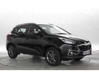 2013 (63 Reg) Hyundai IX35 2.0 CRDi SE Black DIESEL AUTOMATIC
