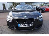 2014 BMW 1 Series 116d M Sport 5dr Manual Diesel Hatchback