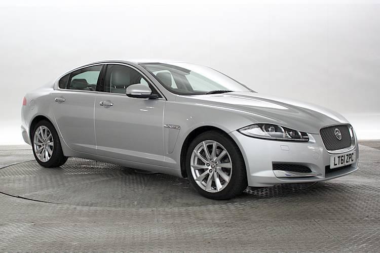 2011 (61 Reg) Jaguar XF 3.0 D 240 Premium Luxury Rhodium Silver DIESEL  AUTOMATIC