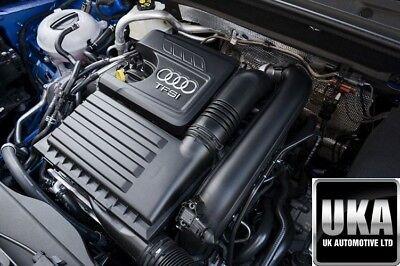 AUDI Q3 1.4 1395CC TFSI PETROL ENGINE COMPLETE - CODE: CZE MILES: 9.000 (BR)