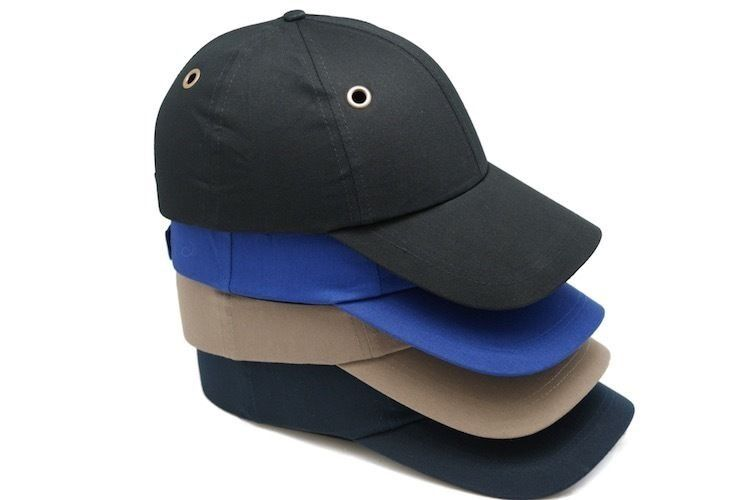 Bump Cap W Insert Vented Safety Hard Hat Head protection Baseball Mechanic