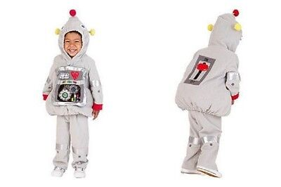NWT/NEW OLD NAVY SILVER 12-24 18 MONTHS 2 PIECE ROBOT HALLOWEEN COSTUMES - Old Navy Halloween Costumes