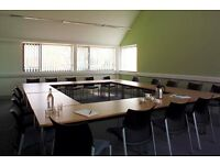 Modern office space to rent in central Woodley