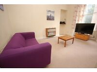 STUDENTS 17/18: Spacious 1 bed 1st floor flat with WiFi in central location available August NO FEES