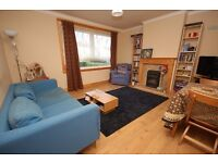Spacious 3 bed unfurnished family home with private gardens available August - NO FEES!