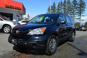 Honda CR-V 4WD LX - Local / No Accidents / 77,000 KM's ! 2009