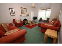 FESTIVAL: Very spacious 4 bed flat with broadband available August